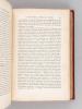 La Fondation de l'Empire allemand 1852-1871 [ Edition originale ]. DENIS, Ernest