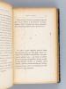 Terre de Mort (Soudan & Dahomey) [ Edition originale ]. VIGNE D'OCTON, Paul