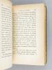 Quatre Portraits. Lamartine - Le Cardinal Lavigerie - Ernest Renan - L'Empereur Guillaume II. Suivis du discours prononcé pour le Centenaire de ...