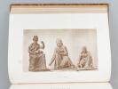 Terres Cuites Grecques photographiées d'après les originaux des collections privées de France et des Musées d'Athènes. CARTAULT, Auguste