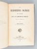 Les Transformations Politique de l'Italie sous les Empereurs romains 43 av. J.-C. - 330 ap. J.-C. [ Edition originale ]. JULLIAN, Camille