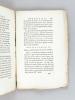 Antiquités Bordelaises ou Tableau Historique de Bordeaux, et du Département de la Gironde [ Edition originale ]. BERNADAU, Pierre
