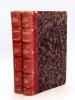 Histoire de la Terreur à Bordeaux (2 Tomes - Complet) [ Edition originale ]. VIVIE, Aurélien