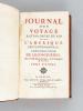 [ Histoire et Description générale de la Nouvelle France, avec le Journal historique d'un Voyage fait par Ordre du Roi dans l'Amérique Septentrionale ...