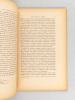 Georges Buchanan à Bordeaux [ Edition originale - Livre dédicacé par l'auteur ]. DE LA VILLE DE MIRMONT, Henri