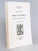 Rome et les Berbères. Un problème militaire d'Auguste à Dioclétien [ Livre dédicacé par l'auteur ]. RACHET, Marguerite