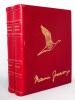 Bestiaire , compositions originales en couleurs de Maurice Genevoix (2 tomes, complet) ; Suites sur Velin d'Arches des Illustrations de Maurice ...