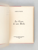 Les Contes de Tante Berthe [ Livre dédicacé par l'auteur ]. FRANEL, Berthe