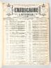 Recueil Piano et Chant [ Recueil composite de partitions Piano et chant dont des airs de  l'Africaine (de Meyerbeer) de l'Angélus de la Mer (Gustave ...