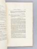 Collection Dentu. Autographes. Tome IIe Fascicules I et II Séries IV et V : Savants, astronomes, Mathématiciens, Physiciens et chimistes, Médecins, ...
