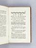 Le Voeu de la Raison, pour les Paroisses, les Curés et les Pauvres, à Louis XVI, dans l'Assemblée des Notables de son Royaume [ Edition originale ]. ...