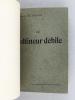 Le Coltineur débile [ Edition originale - Livre dédicacé par l'auteur ]. THARAUD, Jérôme et Jean