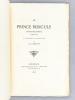 Le prince Ridicule. Mazarinade inédite composée en 1650 et accompagnée de quelques notes.. DELPIT, Jules
