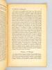 Le problème du fédéralisme [ Edition originale - Livre dédicacé par l'auteur à Roger Bonnard ]. SCELLE, Georges