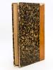 Marques de fabrique du Musée de Nîmes publiées en fac-simile [ Avec : ] Notes sur l'expression antique de la Contenance d'un Oenochoé du Musée de ...