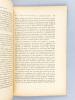 """Critique du soi-disant domaine de """"Compétence exclusive"""" [ Edition originale - Livre dédicacé par l'auteur à Roger Bonnard ]. SCELLE, Georges"""