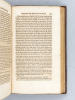 A Treatise on The Law of War, being The First Book of his Quaestiones Juris Publici [ From the library of Caesar Augustus Rodney, US Attorney ...