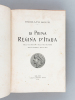 La Prima Regina d'Italia [ Edition originale ]. ROUX, Onorato