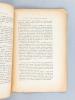 Le Origini e l'Idea fondamentale del Pragmatismo [ Edition originale - Livre dédicacé par l'auteur ]. CALDERONI, Mario ; VAILATI, Giovanni