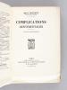 Complications sentimentales [ Livre dédicacé par l'auteur ]. BOURGET, Paul