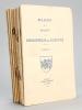 Bulletin de la Société des Bibliophiles de Guyenne [ Série continue de 18 livraisons, du 1er semestre 1951 au Second Semestre 1960 - Années 1951, ...