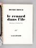 Le Renard dans l'île [Livre dédicacé par l'auteur et l'illustrateur ]. BOSCO, Henri ; PARRY, Madeleine