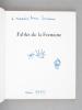 Fables de Jean de La Fontaine illustrées par Jean Effel [ Livre illustré par Jean Effel ]. LA FONTAINE, Jean de ; EFFEL, Jean
