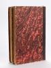 Etudes historiques sur la Vie et les Ecrits de Saint Paulin, Evêque de Nole (2 Tomes - Complet). SOUIRY, Abbé