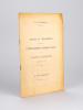 Notes et Documents relatifs à l'Enseignement Primaire Public en Alsace-Lorraine depuis 1871. Le cadre administratif [ Edition originale ]. FRIEDEL, ...