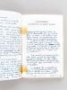 [ Lot de 5 livres, tous avec belles dédicaces ou billet autographe signé par l'auteur ] La maison du Pré sans Barrière [ Avec : ] Marika [ Avec : ] ...