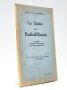 Le Statut de la Radiodiffusion. Problèmes de droit public interne et de droit international [ Edition originale - Livre dédicacé par l'auteur ] [ ...
