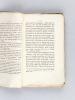 Dissertation sur Quelques Antiquités découvertes à Bordeaux en 1828, Petite rue de l'Intendance, précédée de l'examen d'une opinion de M. l'abbé ...