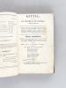 Mélanges : Kettly ou le Retour en Suisse, comédie vaudeville en un acte par MM. Duvert et Paulin, représentée pour la première foisn à Paris, sur le ...