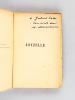 Joyzelle. Pièce en cinq actes [ Edition originale - Livre dédicacé par l'auteur ]. MAETERLINCK, Maurice