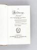 Le Kaléidoscope, Journal de la Littérature, des Moeurs, et des Théatres. Tome Sixième [ Tome Septième ]. ANONYME ; ARAGO, Jacques ; DE FORGES, Alfred