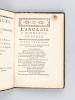 L'Anglais à Bordeaux, Comédie en un Acte et en vers Libres, par M. Favart. Représentée pour la première fois par les Comédiens Français ordinaires du ...