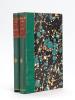 Poésies complètes (2 Tomes - Complet) [ Livre dédicacé par l'auteur ] Tome I : Poèmes et Poésies - Les Lèvres closes ; Tome II : Les Paroles du Vaincu ...