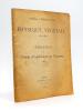 Physique Végétale 1857-1897. Tableaux du Champ d'Expériences de Vincennes 1878. Collectif
