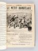 Le Petit Bordelais [ De la 107e à la 182e livraison ] [ Contient notamment : ] Les Mystères du Vieux Bordeaux par Marius Dorgan - L'affaire Lerouge, ...