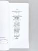 """[ Livre dédicacé par l'auteur et enrichi d'une L.A.S. de l'auteur - Edition originale ] """"Carnets de Bord"""" ou Le Livre des Bordelais sur Bordeaux an ..."""