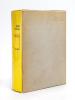Voltaire ou la Royauté de l'Esprit [ Livre dédicacé par l'auteur ]. ORIEUX, Jean