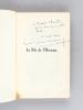 Le Fils de L'Homme [ Edition originale - Livre dédicacé par l'auteur ]. MAURIAC, François