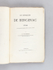 Le Dragon de Bergerac. Etude sur une question historique relative à la vie de S. Front [ Edition originale ]. GOURGUES, Vicomte Alexis de
