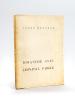 Dimanche avec Léon-Paul Fargue [ Edition originale - Livre dédicacé par l'auteur  - Avec une L.A.S. de Léon-Paul Fargues ]. BEUCLER, André ; [ ...