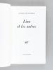 Line et les Autres [ Livre dédicacé par l'auteur avec un beau dessin original ]. DUHEME, Jacqueline