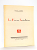 Les Heures Bordelaises [ Edition originale - Livre dédicacé par l'auteur Avec une planche hors texte coloriée par l'artiste ] Visions Locales. LE ...