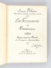 La Ferronnerie à Bordeaux [ Edition originale ]. BLANC, Louis