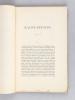 Saint-Sernin. Etudes d'Art et d'Histoire [ Edition originale ]. ROSCHACH, Ernest