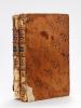 Mémoires sur l'Education des Vers à Soie (3 Parties - Complet) [ Avec : ] De la Culture des Mûriers [Avec : ] Observations sur l'Origine du Miel [ ...