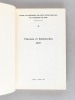 Centre de recherches Relations Internationales de l'Université de Metz Travaux et recherches 1972 [ Contient notamment : ] L'Empereur Julien et les ...